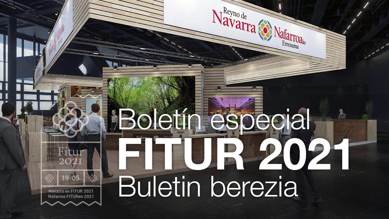 Fitur Boletin especial 2021 Buletin berezia