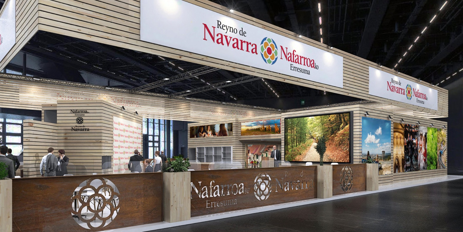 Fitur Día Institucional de Navarra